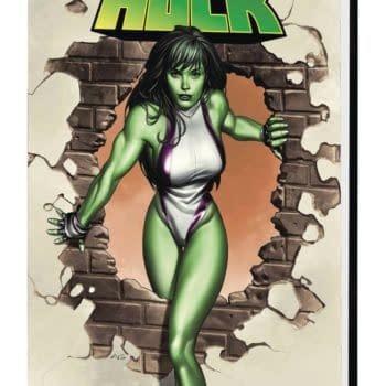 Upcoming Dan Slott She-Hulk Omnibus Below Cost On Amazon - 60% Off