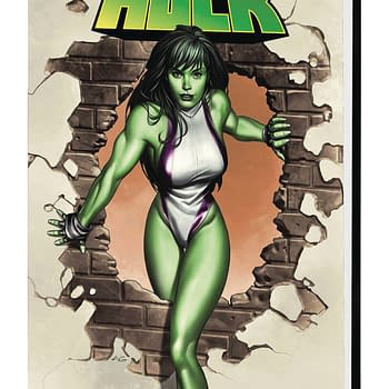 Upcoming Dan Slott She-Hulk Omnibus Below Cost On Amazon - 60% Off