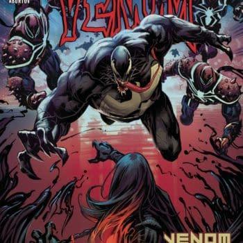 Venom Tops Top 500 Diamond September 2020 Comics Chart and Marketshare
