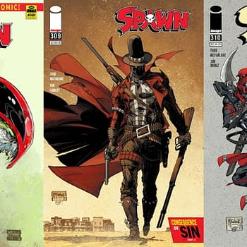 Second and Third Printing for Death Metal and Spawn