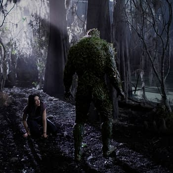Swamp Thing Preview: Might Be a Good Time to Listen to the Green Dude