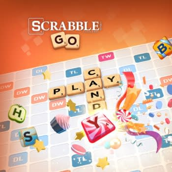 We Finally Sat Down & Reviewed Scrabble GO On An iPhone