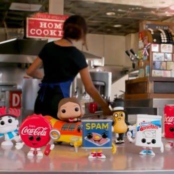 Funko Unveils New Set Ad Icon Pop Vinyls During Fun TV