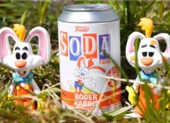 New Funko Soda Includes Roger Rabbit Flash Bebop and More