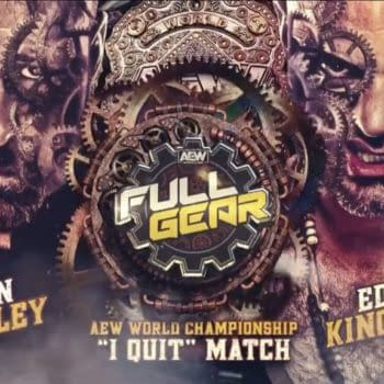 """Jon Moxley will defend his AEW Championship against Eddie Kingston in an """"I Quit"""" match at Full Gear"""