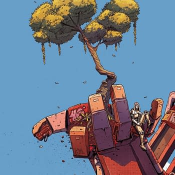 Giga #1 Review: A Well-Conceived Sci-Fi Comic That Trusts the Reader