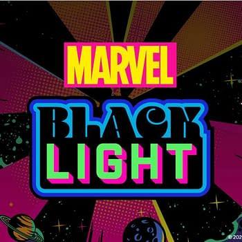 Funko Unveils Marvel Black Light for Todays FunkoShop Drop