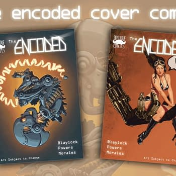 Josh Blaylock &#038 Mark Powers Launch The Encoded on Kickstarter