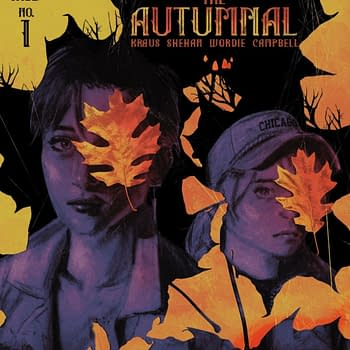 The Autumnal #1 Review: Comics Prettiest Autumn