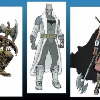 Endless Winter Features Justice League Viking and The Viking Prince