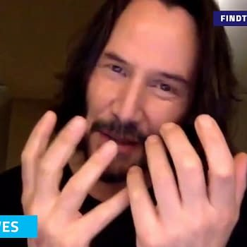 Keanu Reeves Spills The Secret Origins Of The BRZRKR Comic