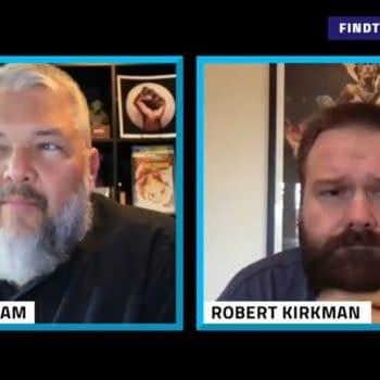 Robert Kirkman Announces New Foil Fever For Skybound Hallowe'en