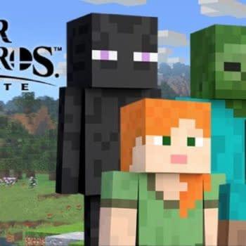 Nintendo Reveals Minecraft Is Coming To Super Smash Bros. Ultimate