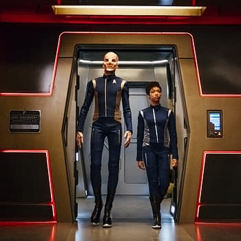 Star Trek: Discovery S03 Star Doug Jones Teases Whos Leading the Ship