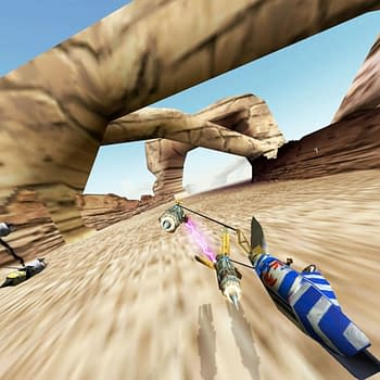 Star Wars Episode I: Racer Has Been Released On Xbox One