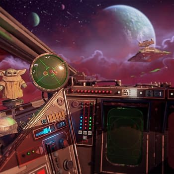 Star Wars: Squadrons Will Be Getting The Mandalorian DLC This Week