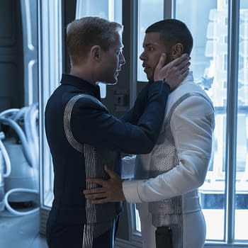 Star Trek: Discovery S03: Anthony Rapp Wilson Cruz on Stamets/Culber