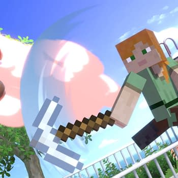 Nintendo Reveals Details Of Minecraft In Super Smash Bros. Ultimate