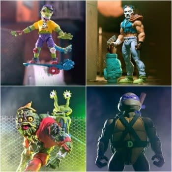 TMNT Ultimates Wave Four Up For Order From Super7