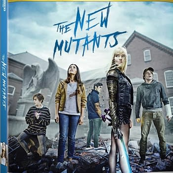 The New Mutants Hits Blu-ray On November 17th Includes Deleted Scenes
