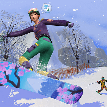 The Sims 4 Announces Snowy Escape Expansion Pack