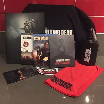Giveaway: The Walking Dead Onslaught Prize Pack