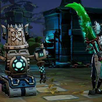 Torchlight III Gets A Special Gear N Goblins Update