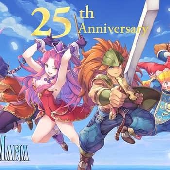 Square Enix Celebrates The 25th Anniversary Of Trials Of Mana