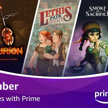 Twitch Reveals November 2020s Free Prime Gaming Titles