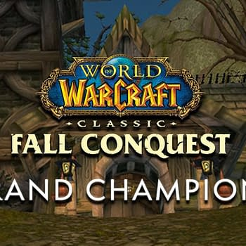 World Of Warcraft Classic Fall Conquest Crowns Regional Champions