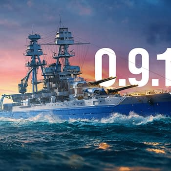 World Of Warships Gets Several Additions This Week