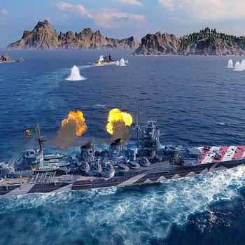 World Of Warships: Legends Receives An October Update
