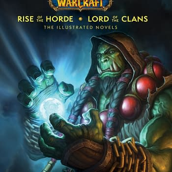 Canterbury Classics To Publish World Of Warcraft Illustrated Novels