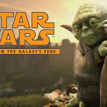 Frank Oz Joins Star Wars: Tales From The Galaxys Edge