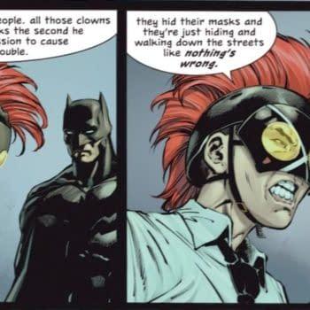 Mopping Up The Joker War Clowns With Nightwing, Batman and Clownhunter