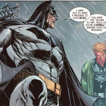 Lucius Fox Behind More Wildstorm At DC Comics? (Batman #101 Spoilers)