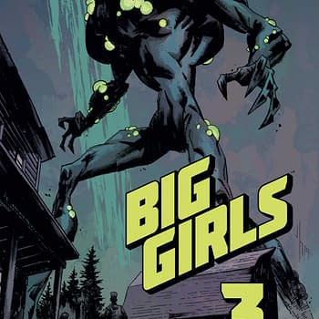 Big Girls #3 Review: Inventive Science Fiction Adventure