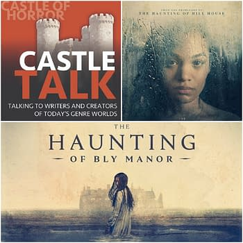 Talking Haunting of Bly Manor with Castmember Kamal Khan: Interview