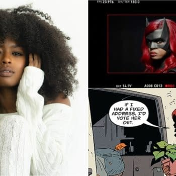 Batwoman star Javicia Leslie has one word for her comic book counterpart (Images: WarnerMedia)