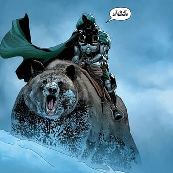 Separated At Birth &#8211 Doctor Doom and Cocaine Bear