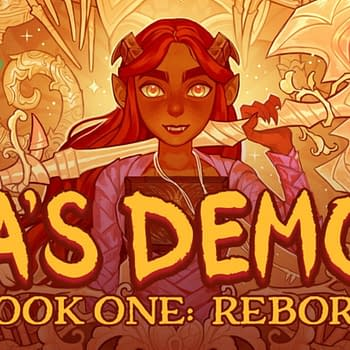 Ava's Demon Kicks Half A Million on Kickstarter for Skybound
