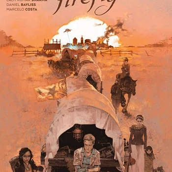 Firefly #21 Review: Calming, Folksy Presence