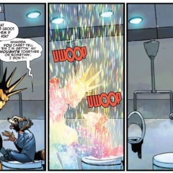 Guardians Of The Galaxy #7 - Rocket Raccoon Remembers Fortnite Island