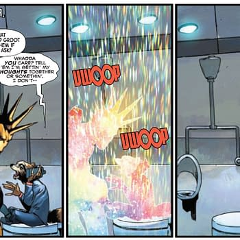 Guardians Of The Galaxy #7 &#8211 Rocket Raccoon Remembers Fortnite Island