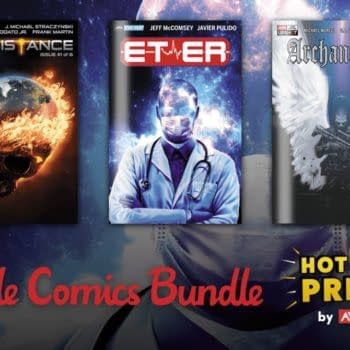Upshot AWA Studios Launches Humble Bundle to Benefit Heroes Initiative