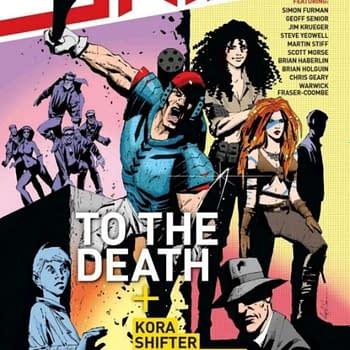 Shift &#8211 A New British Comics Newstand Anthology Launches
