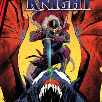 Simon Spurrier and Jesus Saiz Bring the Black Knight to King In Black