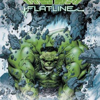 Declan Shalvey Takes On Immortal Hulk: Flatline For January