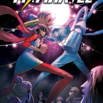 Marvel Comics Cancels Magnificent Ms Marvel In January 2021