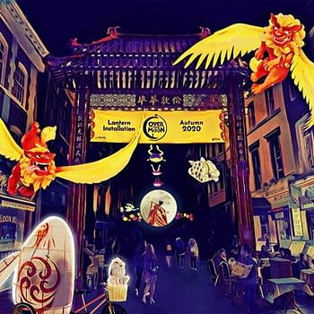 Netflix To Brand Chinatowns Lanterns For Over The Moon